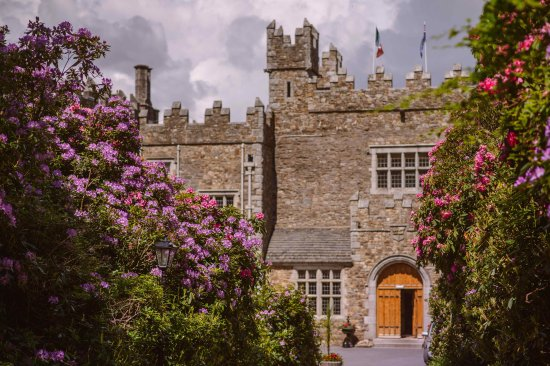 Waterford Castle Golf Club : Ireland's only Island Castle is set on an enchanted 310acre private Island in Ireland's Ancient