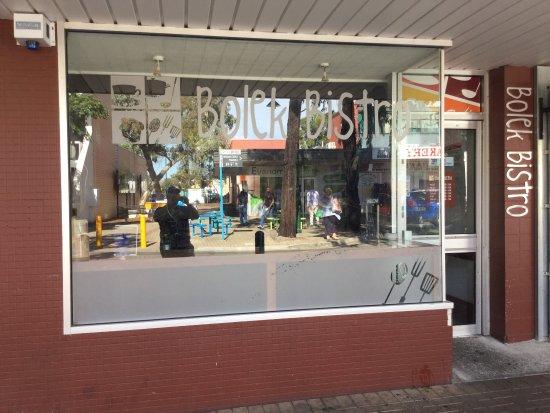 Salisbury, ออสเตรเลีย: Bolek Bistro