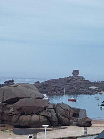 Hotel De La Mer : Vue sur les 7 iles