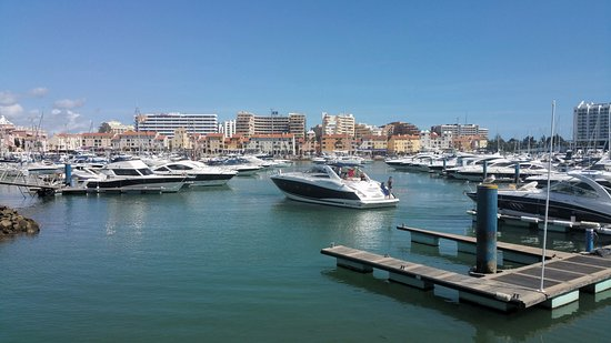 Hilton Vilamoura As Cascatas Golf Resort & Spa: Villamoura marina