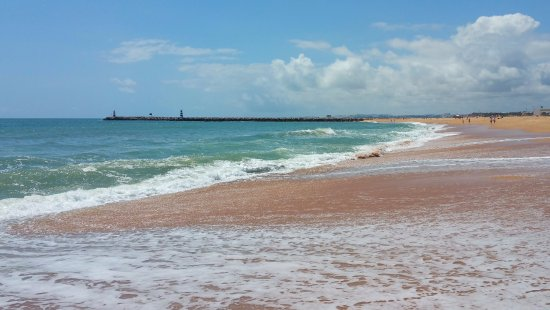 Hilton Vilamoura As Cascatas Golf Resort & Spa: Villamoura beach