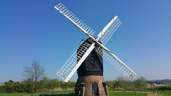 Bromsgrove, UK: Avoncroft Windmill