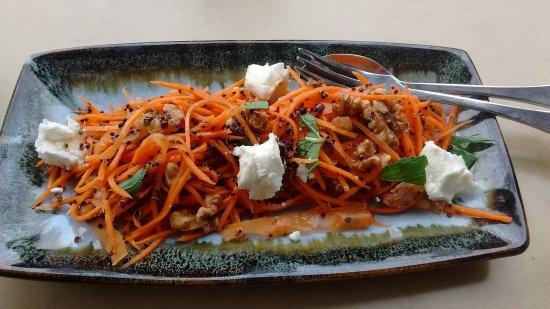 Cowaramup, Australia: Quinoa salad