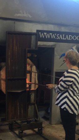Salado, TX: Into the oven