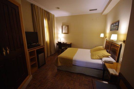 Don Curro Hotel: La camera doppia
