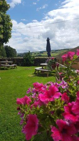 Moniaive, UK: Cafe Garden