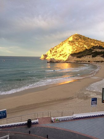 Hotel La Cala: View from our room