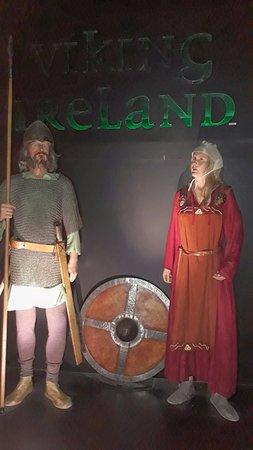 Museo Nacional de Arqueología de Irlanda: vikingos