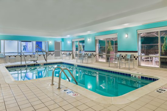 Carmel, IN: Indoor Pool