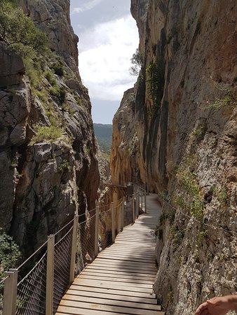 El Chorro, Spain: King's Walkway - View 1