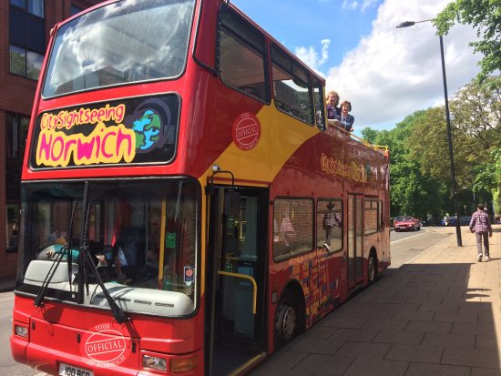 City Sightseeing Hop-on, Hop-off Tour of Norwich: photo0.jpg