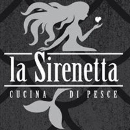 """Logo del Ristorante """"La Sirenetta"""""""