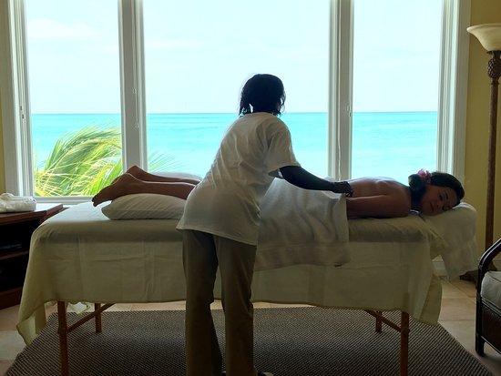 Cape Santa Maria Beach Resort & Villas: In Room Massage