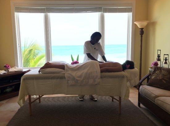 Cape Santa Maria Beach Resort & Villas: Private In Room Massage