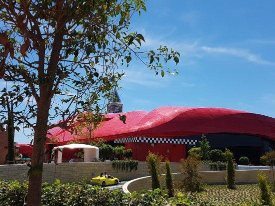Vila Seca, Spanje: Ferrari Land