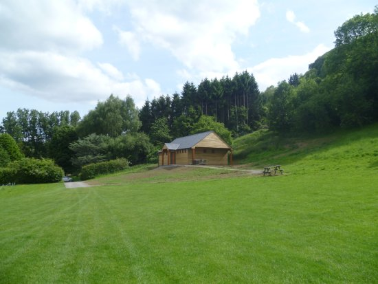 Entrance - Picture of Sterrett's Caravan Park, Symonds Yat - Tripadvisor