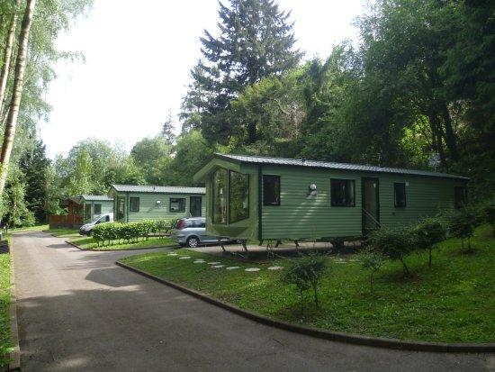 Pictures of Sterrett's Caravan Park - Symonds Yat Photos - Tripadvisor