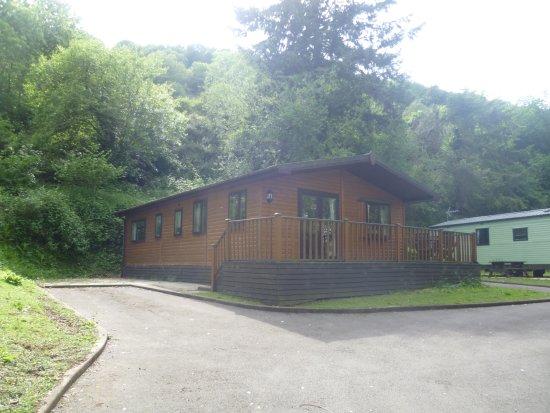 Entrance - Picture of Sterrett's Caravan Park, Symonds Yat - Tripadvisor