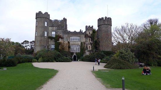 Malahide Castle: Castillo