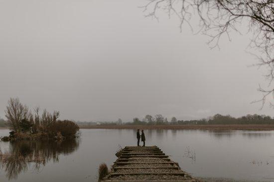 Nenagh, Ireland: Dock On the Lake
