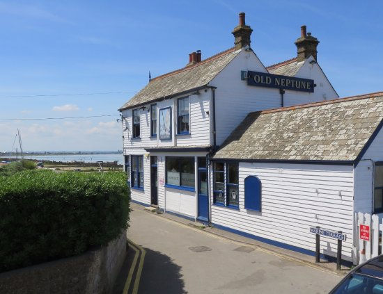 Whitstable, UK: Picture of the outside of pub