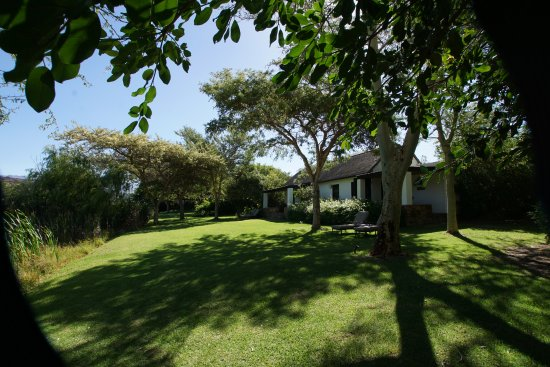 Clanwilliam, South Africa: Bungalows im Park