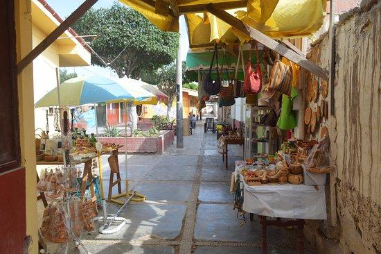 Mercado Artesanal de Monsefu