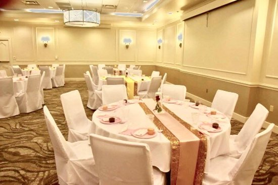 North Canton, OH: another view of the banquet room