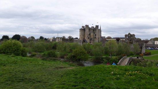 Trim, Irlanda: Vista desde la torre