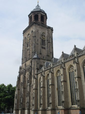 Deventer, The Netherlands: Lebuïnuskerk