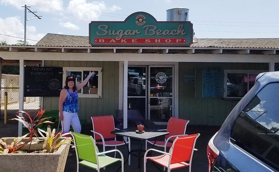 Sugar Beach Bake Shop: Right next to the Shave Ice place.