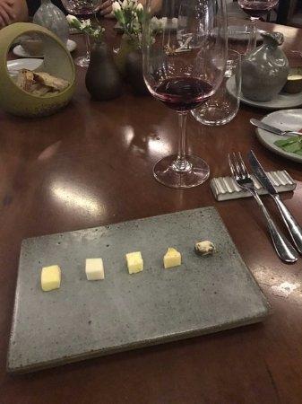 State of Sao Paulo: tabua de queijos