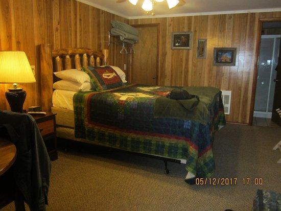 Jasper, Αρκάνσας: room