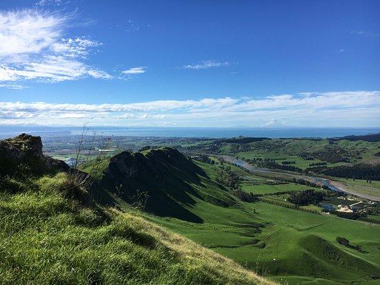 Hastings, Nuova Zelanda: Views from the top