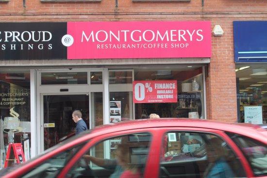 Montgomery S Restaurant Ballymena