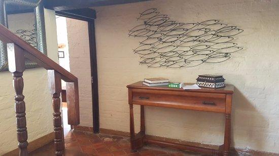 San Juan Cosala, Mexico: Un detalle en el acceso a la habitación.