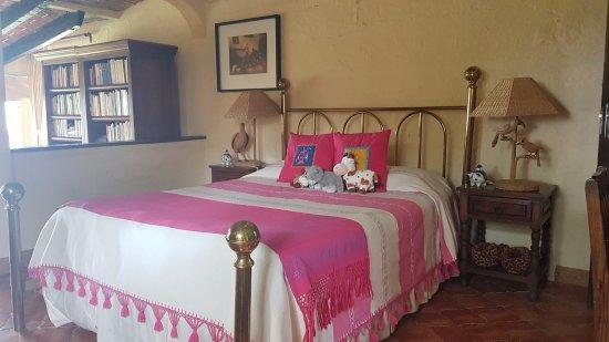 San Juan Cosala, Mexico: En esta habitación me hospedé, muy confortable.