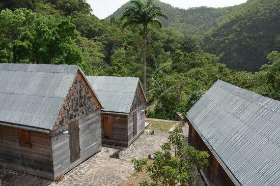 Vieux-Habitants, Guadeloupe: Maisons d'esclaves
