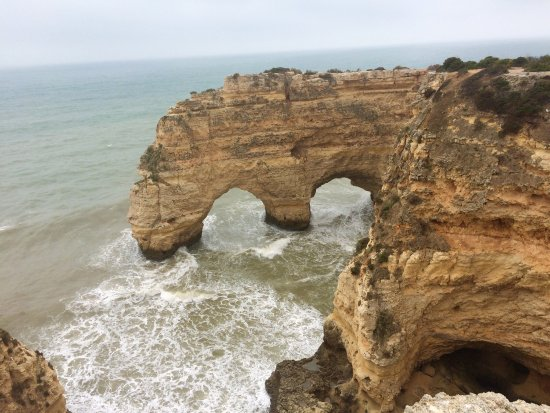 Praia da Marinha: photo2.jpg