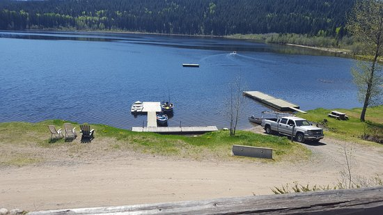 Bilde fra Lac La Hache