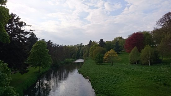 The Alnwick River