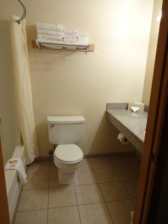 Morton, WA: Bathroom