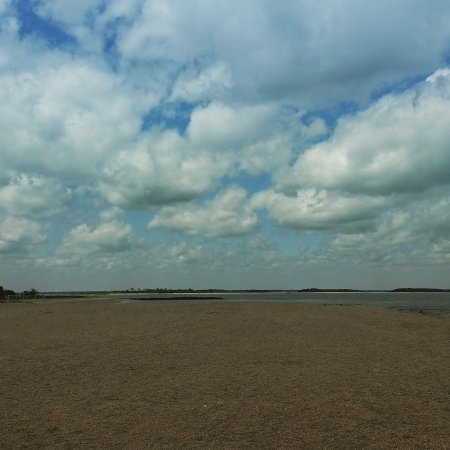 Fort Clinch State Park: Good day.