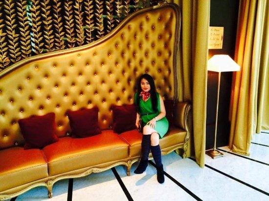 Hôtel Barrière Le Fouquet's Paris: Hotel Barriere Le Fouquet's Paris