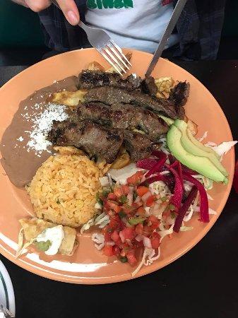 West Columbia, SC: Carne Asada Hondurena