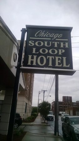 Not the best neighborhood but great hotel picture of for Nice hotels in chicago downtown