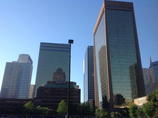 The Fairmont Dallas: Major Downtown Dallas Buildings!