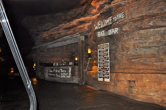 Lost Canyon Nature Trail And Cave Bat Bar In The