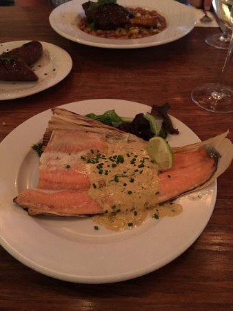 The Love Apple: Trout