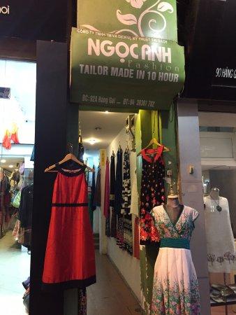 Ngoc Anh Fashion